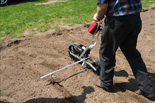 Earthway Precision Garden Seeder row marker